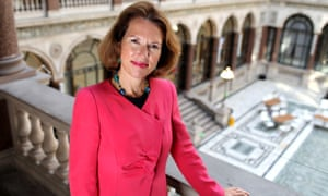 Caroline Wilson, the Europe director at the Foreign Office