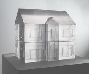 Ghost, Ghost II, 2009, 'like a miniature palace of ice'.