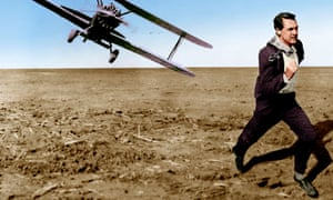 … Cary Grant in North by Northwest.