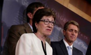 Susan Collins in the Washington Post: 'Donald Trump does not reflect historical Republican values nor the inclusive approach to governing that is critical to healing the divisions in our country.'