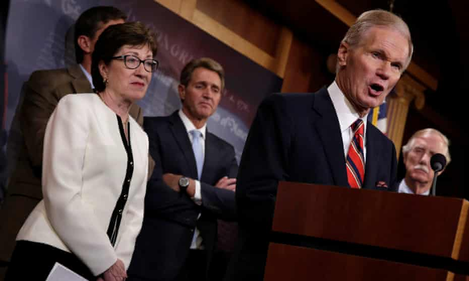 Senate gun control compromise