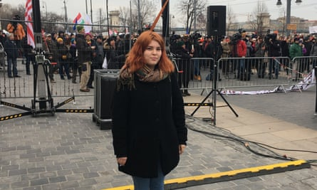 Blanka Nagy has faced a backlash after her criticism of Orbán went viral