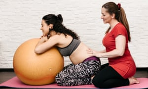 Doulas are experienced lay people who take on a supportive, non-medical role.