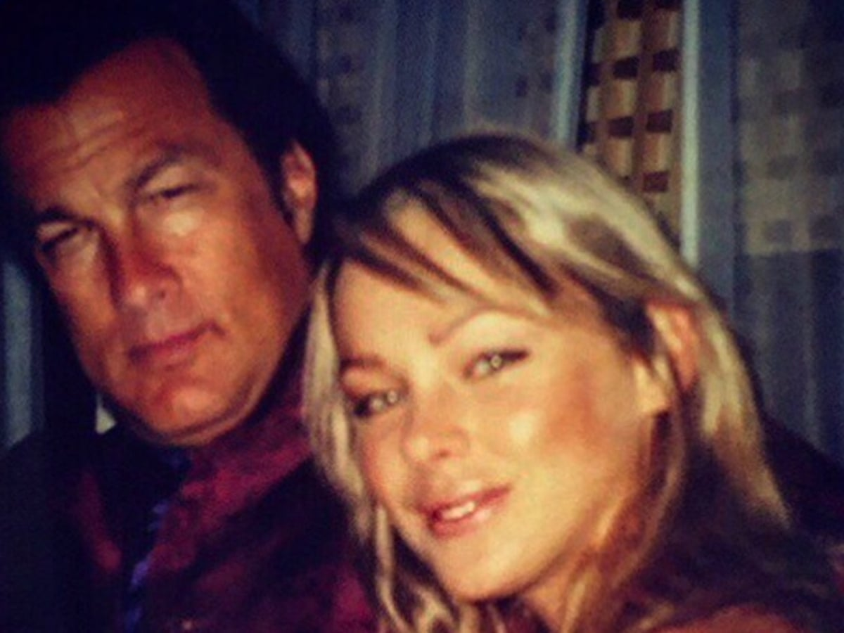 I Had Dinner With Steven Seagal And I M Not Surprised By The Latest Accusations Cassie Lane Opinion The Guardian