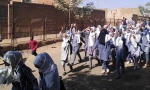 Khartoum protests