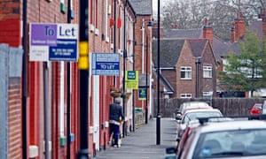 Housing in Nottingham