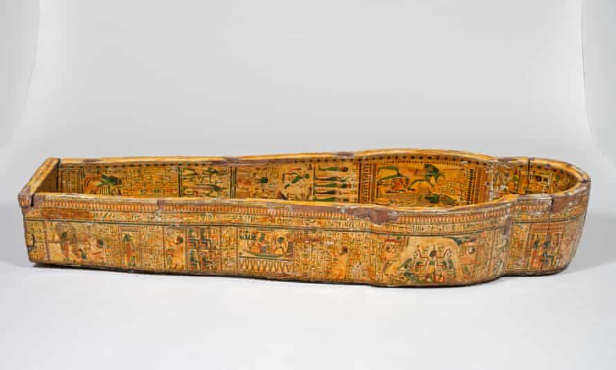 Nespawershefyt's coffin