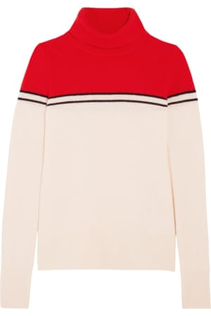 Colour-block, £70 by J.Crew from netaporter.com