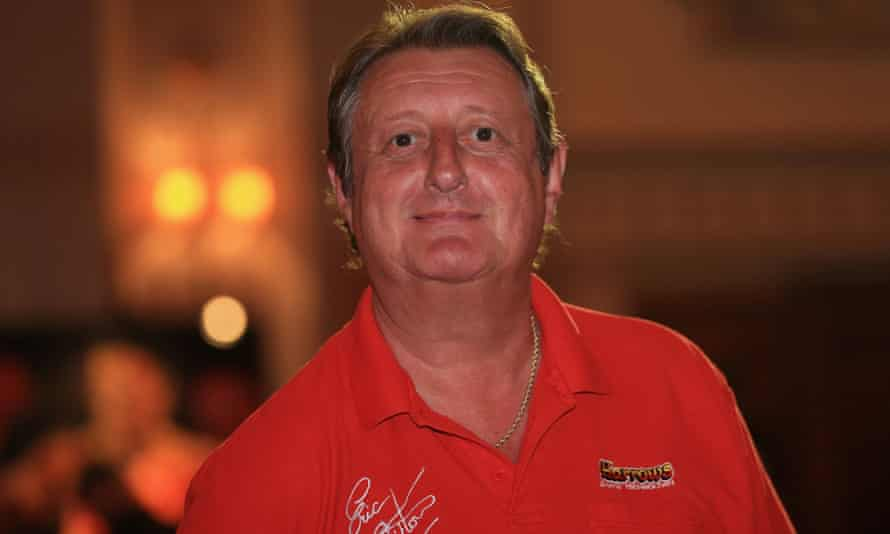 Eric Bristow has attracted widespread criticism for comments on his Twitter account.