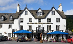 The Kenmore Hotel.