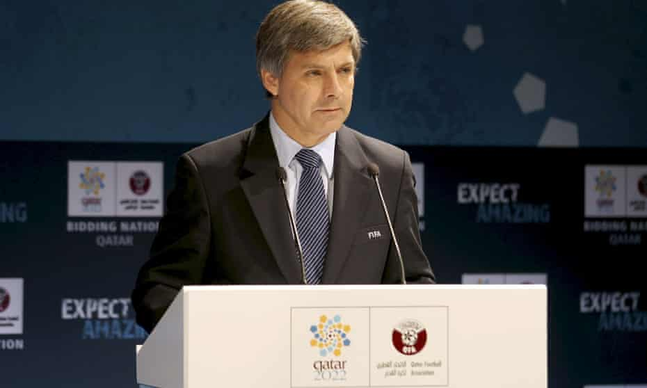 Harold Mayne-Nicholls was voted out of office as president of the Chile FA.
