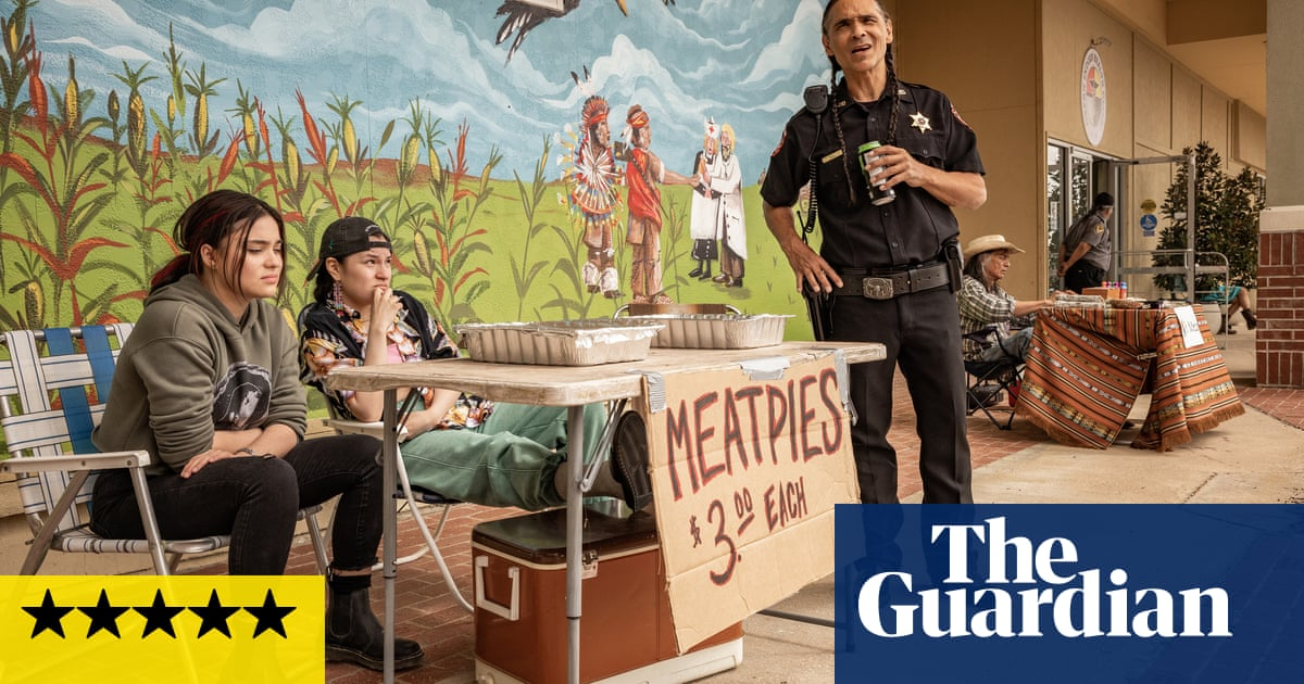 Reservation Dogs review – a stereotype-smashing, Tarantino-esque triumph