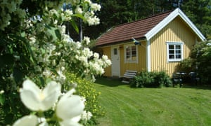Boström Cottage, Sweden