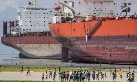 High court backs negligence claim of Bangladeshi ship-breaker's widow