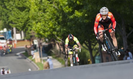 There are simple ways to make big improvements at climbing hills on a bike.