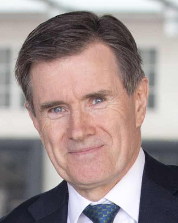 Sir John Sawers, former chief of MI6