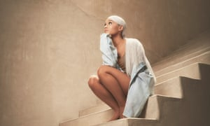 Avoiding the cliches … Ariana Grande