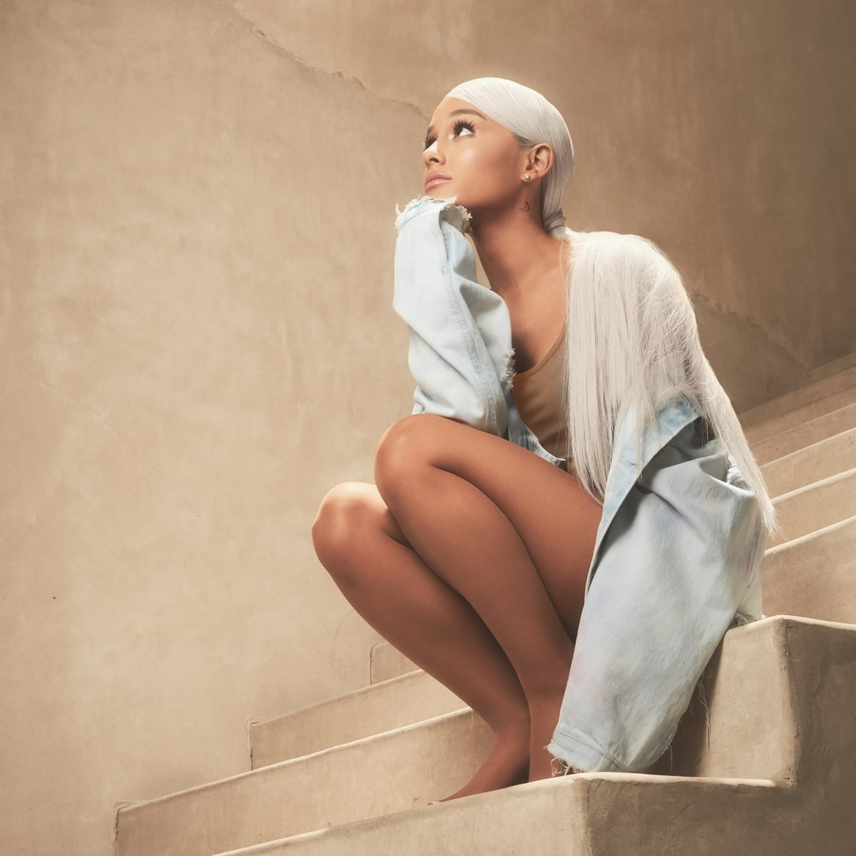 Ariana Grande Sweetener Review Luscious And Renewed Ariana Grande The Guardian