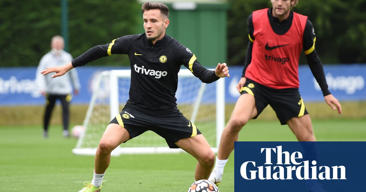 Saúl on a mission at Chelsea to put Atlético stagnation behind him