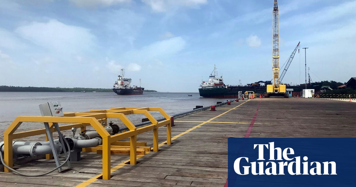 Guyanese citizens challenge ExxonMobil offshore drilling on climate grounds