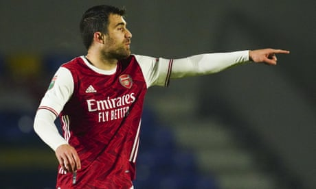 Sokratis free to find new club after Arsenal cancel defender's contract