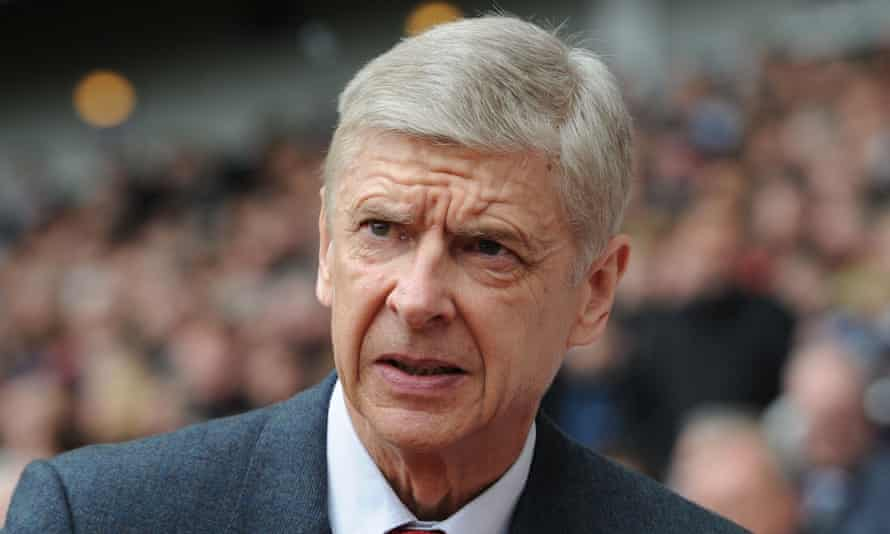 Arsène Wenger has never finished below Tottenham Hotspur in his time as Arsenal's manager.