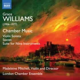 Grace Williams: Chamber Music album artwork