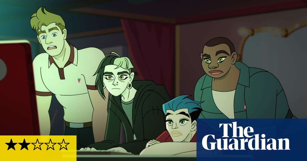 Q Force review – Netflix's gay spy caper is disastrously dated