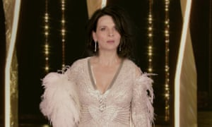 Juliette Binoche in Call My Agent!.