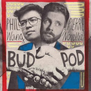 BudPod Poster/logo image