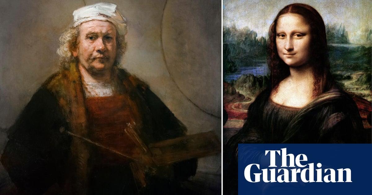 Leonardo v Rembrandt: who's the greatest? | Art and design | The