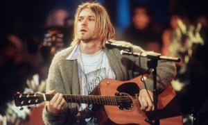 'Proust's madeleines dipped in Pennyroyal Tea': MTV Unplugged: Nirvana, recorded in November 1993.
