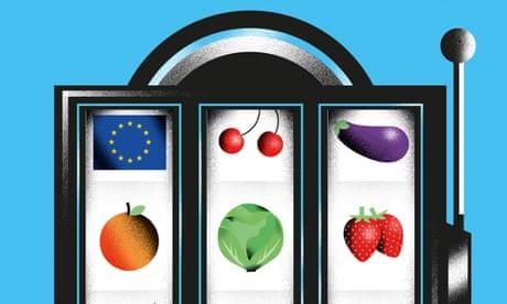 The supermarket food gamble may be up