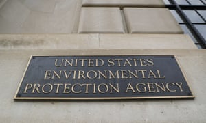 EPA headquarters in Washington. Friday is the last day for the public to submit comments on the plan, before it is finalized later this year.