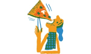 Pizza at Gjusta, Los Angeles