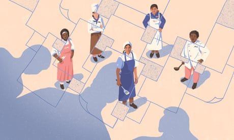 Queens of the kitchen: women hold power until the space becomes a business