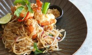 Pranee Laurillard S Recipe For Prawn Pad Thai Food The Guardian