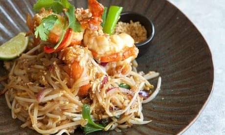 Pranee Laurillard's recipe for prawn pad thai