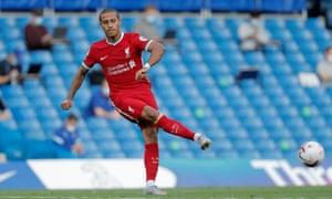 How Pass Master Thiago Alcantara Can Help Sustain Liverpool S Highs Jonathan Wilson Football The Guardian