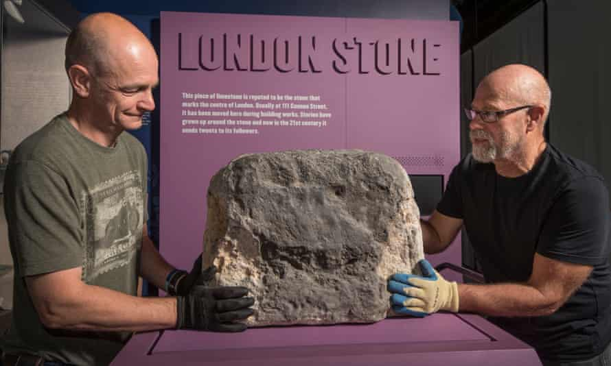 Could the London Stone solve Brexit?