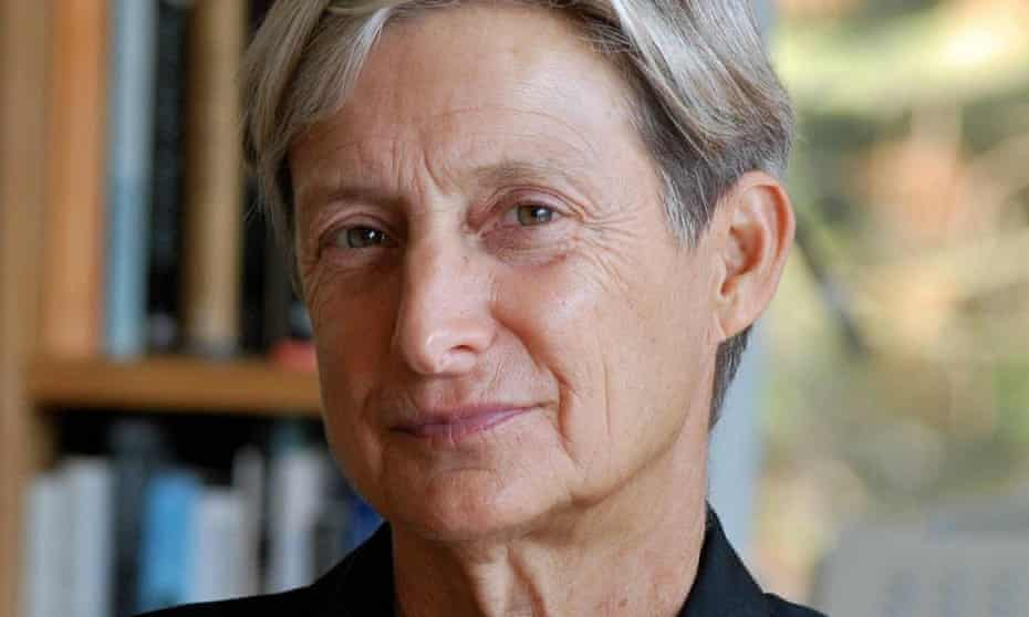The philosopher Judith Butler.