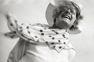 Alfred Tritschler, aus der Serie: Die Dame. Große Köpfe, 1931   Hedwig Hae- gely als Modell © Dr. Paul Wolff & Tritschler, Historisches Bildarchiv, Offenburg