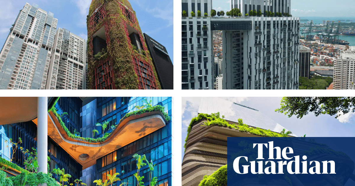 What would a heat-proof city look like? | Cities | The Guardian