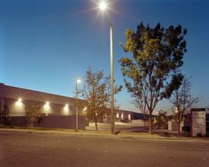 Paul Walker, Hercules Street – Valencia (California)
