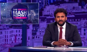 416e474b858d5d Politics has gone beyond satire – can the Mash Report catch up ...