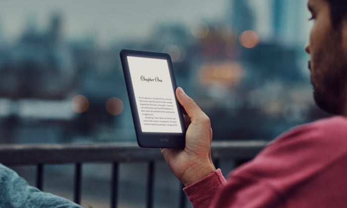 Amazon's cheapest Kindle now has a better screen and a front light