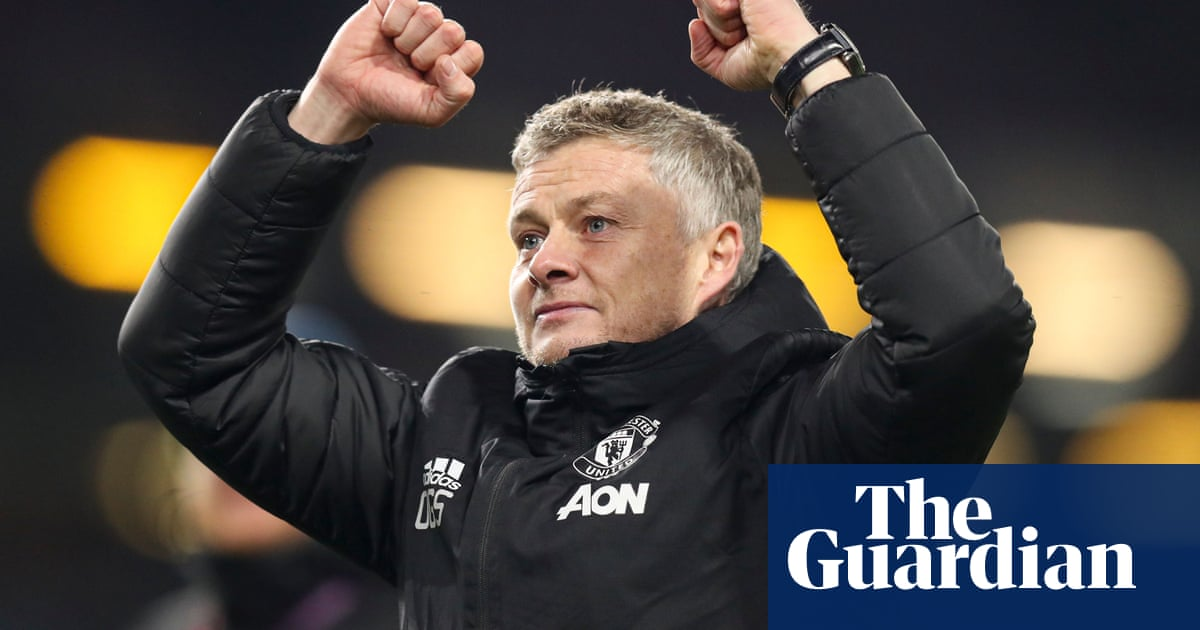 Solskjær preaches cautious optimism as United look towards brighter 2020 | Aaron Bower