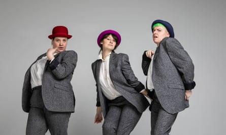 Clown theatre company Silent Faces