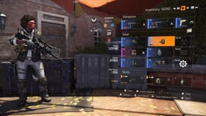 Tom Clancy's The Division 2.