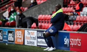 "Adebayo Akinfenwa: ""We as a sport and as society must wake up. We must do more. We must educate ourselves."""